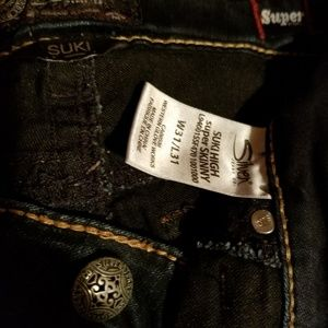 Silver Brand Suki High Super Skinny Jeans